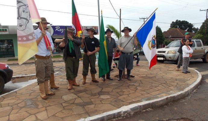 2º Acampamento Farroupilha e Nativista