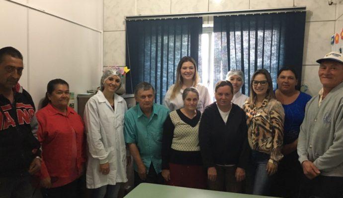 O município de São José das Missões aderiu ao Programa Brasil Sorridente do Governo Federal…