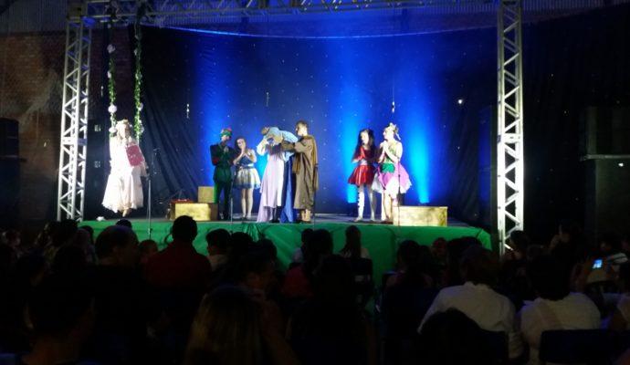 Festa de Natal, organizada pelo CRAS/Secretaria Municipal de Assistência Social, Secretaria Municipal de Educação e Secretaria Municipal de Saúde!