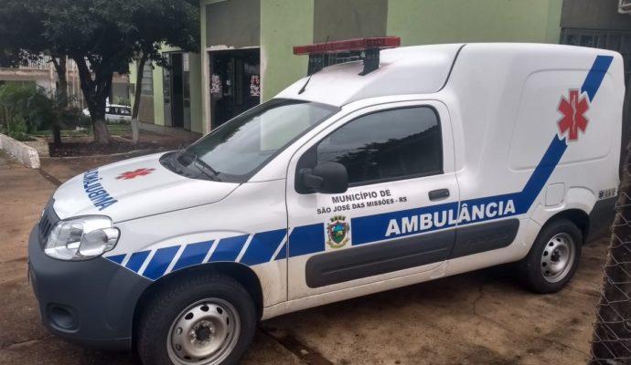 Município adquire Ambulância mediante Termo de Compromisso firmado com Ministério da Saúde.