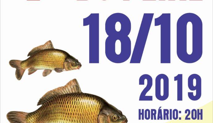 Convite: 4º Jantar do Peixe.