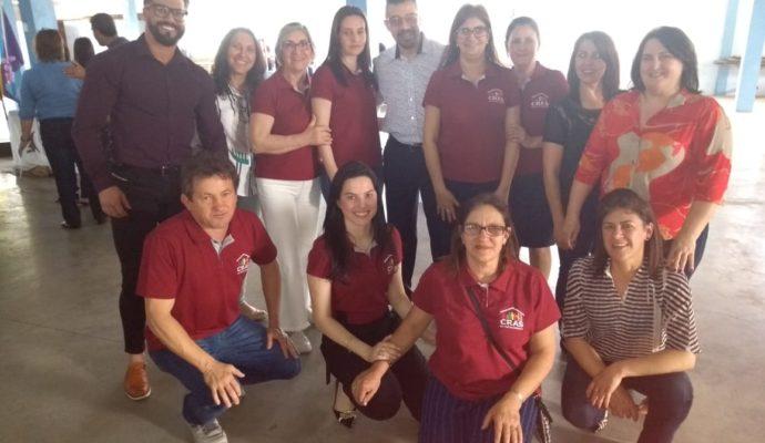 Município participa de Conferência Regional de Assistência Social em Ametista do Sul/RS.