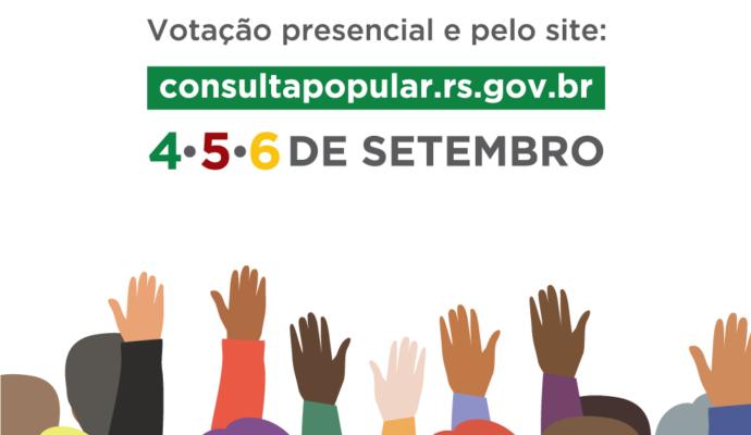 Consulta Popular 2019.