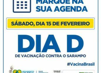 Dia de Vacinação.