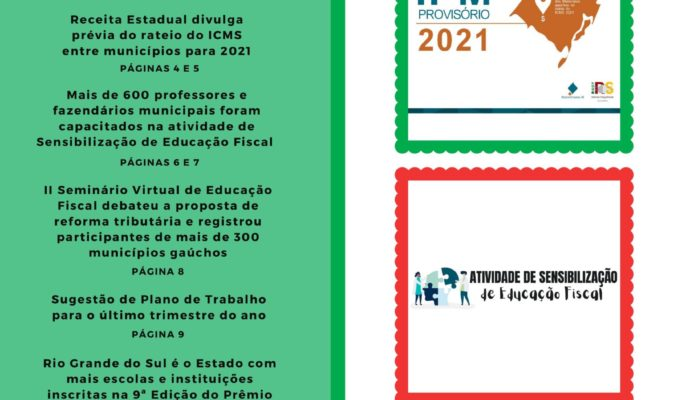 Informativo PIT – Setembro 2020.