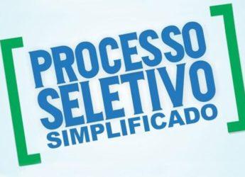 Processo Seletivo Simplificado nº 001/2021.
