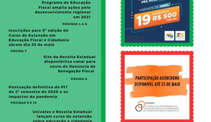 Informativo PIT nº 4 Abril/2021.