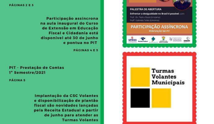 Informativo PIT nº 5 Junho/2021.