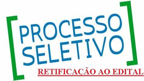 Processo Seletivo Simplificado nº 02/2021 – Retificação ao Edital.