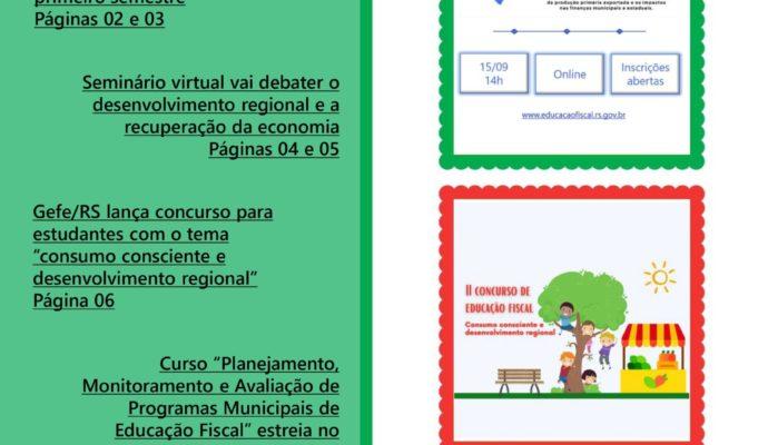 Informativo PIT nº 6 Agosto/2021.