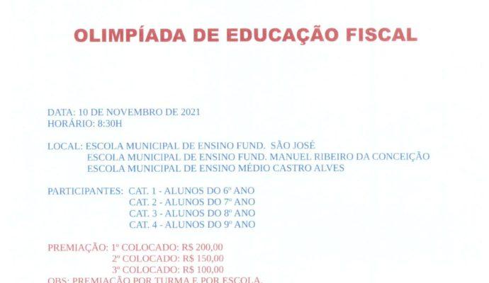 Lançamento da Cartilha Informativa PIT – 2021 e a Olimpíada de Educação Fiscal no Município de São José das Missões/RS.