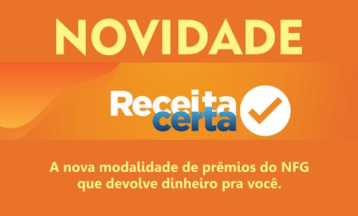 Receita Certa dará prêmios em dinheiro aos participantes do programa Nota Fiscal Gaúcha.